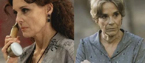 Il Segreto, spoiler spagnoli: la partenza di Isabel, Eulalia decisa a trovare Francisca