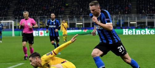 Tifoso Del Bologna Scrive Al Corriere Dello Sport Inter Surclassata Dal Barcellona B