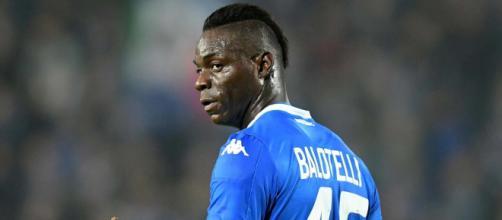 Mario Balotelli - attaccante del Brescia