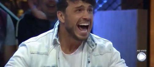 O peão Lucas Viana foi o campeão de 'A Fazenda 11'. (Arquivo Blasting News)
