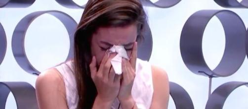 Adara, entre lágrimas, decide romper con Hugo Sierra