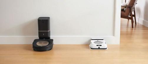 Aspirapolvere iRobot Roomba e lavapavimenti jet Braava: azione combinata per una casa splendente