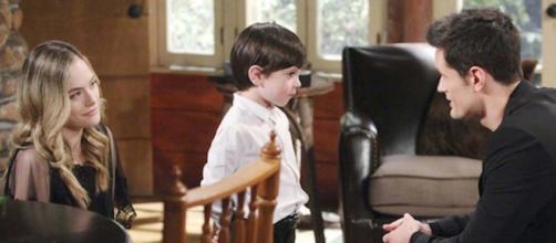Beautiful anticipazioni: Hope apre il suo cuore a Thomas, Will fa da cupido a Katie e Bill