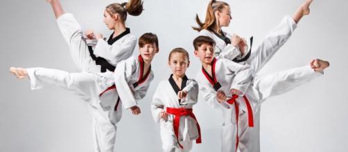 El karate es una técnica de autodefensa que exige una buena condición física. - tigerpawma.com