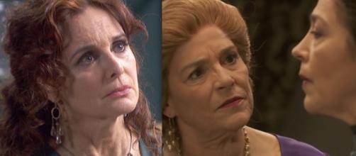 Il Segreto, trame spagnole: Eulalia vuole trovare Francisca, Isabel lascia il borgo