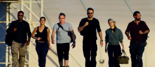 Ryan Reynolds encabeça o elenco de 'Esquadrão 6'. (Reprodução/Netflix)