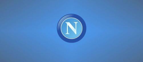 SSC Napoli, background azzurro.