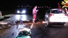 Venezia, incidente stradale a Noventa di Piave: frontale tra due auto, morti tre ventenni