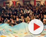Sardine, la prima riunione nazionale (fonte profilo Facebook del movimento)