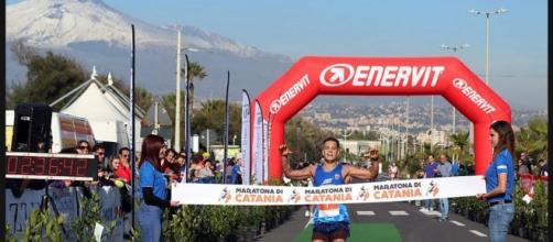 La seconda edizione della Maratona di Catania.