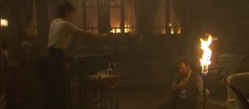 Il Segreto anticipazioni: Maria uccide Fernando