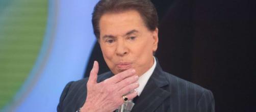 Silvio Santos poderá ser processado por racismo. (Reprodução/SBT)