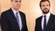 Casado rechaza ayudar a Sánchez para formar un Gobierno 'comunista'