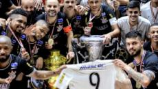 Após tumulto, Magnus deixa a quadra e Corinthians leva o título da Liga Paulista