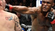 UFC: Kamaru Usman quebra mandíbula de Colby Covington e vence por nocaute