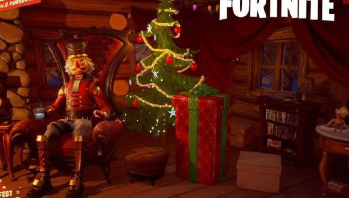 Fortnite Christmas Update 2020 Stw Fortnite' leak reveals more details on free Winterfest gifts from