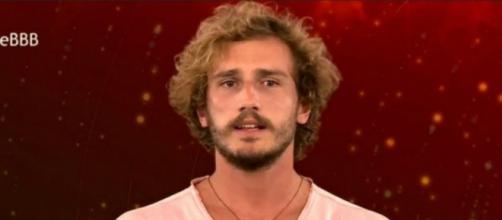 Alan Possamai participou do 'BBB' em 2019. (Reprodução/TV Globo)