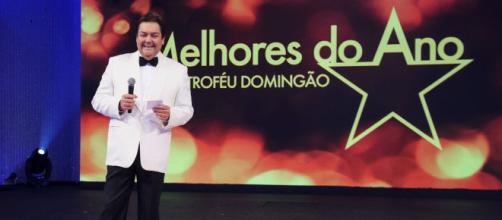 'Domingão do Faustão' escolhe os melhores do ano. ( Reprodução/Rede Globo)