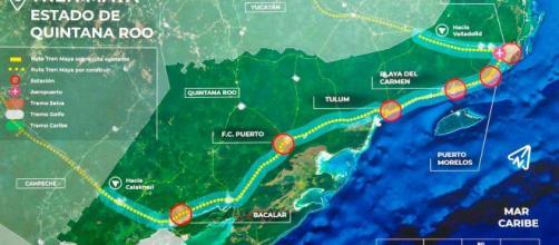El Tren Maya es una de las obras más importantes del actual Gobierno mexicano.