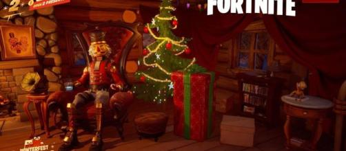 """Fortnite"" players will be able to open free Christmas gifts during the special event. [Source: ConorGamingzHD / YouTube]"