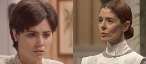 Il Segreto, trame: Maria capisce che Dori uccise la moglie del suo amante in sanatorio
