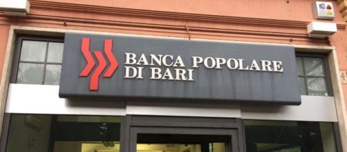 La banca che in precedenza aveva soccorso Tercas oggi è in dissesto