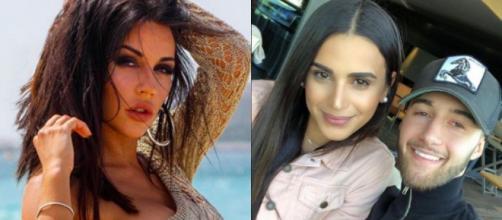 Laura Lempika (LPDLA) et Camélia Benattia enceintes : enfin les preuves. ®Instagram : Tarek Benattia.