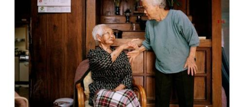Les secrets des centenaires d'Okinawa. Credit: Julien DANIEL/MYOP
