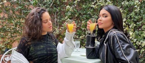Rosalía, el nuevo miembro de las Kardashian