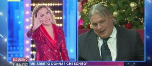 Sergio Vessicchio vs Barbara D'Urso - Live - Non è la d'Urso Video ... - mediaset.it
