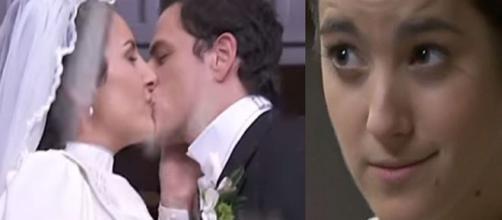 Una Vita anticipazioni: Antonito e Lolita convolano a nozze grazie a Casilda