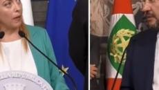 Sondaggi politici Tecnè: Lega-FdI-FI amplierebbero margine con Sardine in campo