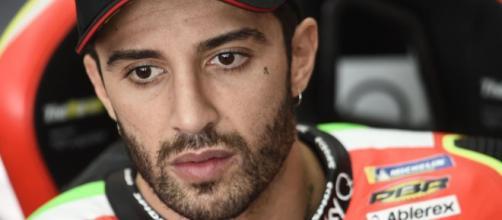 Andrea Iannone positivo al test antidoping: sospeso provvisoriamente dalle gare di Moto GP.