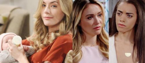 Beautiful, spoiler: Hope ossessionata da Phoebe, Zoe inizia a dubitare di Flo