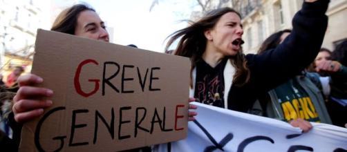 Francia. Il 5 dicembre sciopero generale… e dal 6 si continua ... - contropiano.org