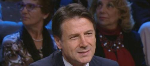 Giuseppe Conte ospite a DiMartedì