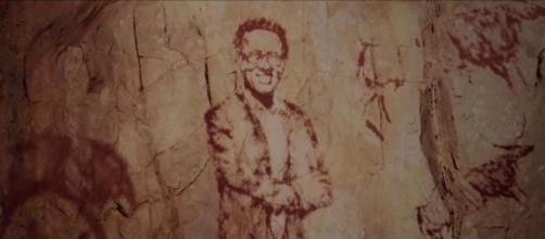 Jordi Hurtado ya aparecía en una pintura rupestre de Altamira