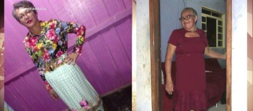 Mecânico tentou se passar por sua mãe para conseguir aprovação na CNH. (Reprodução/TV Globo)