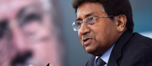 Pakistan Ex-President Musharraf Gets Death Sentence for Treason - Photo-(image credit-BBC/YouTube)
