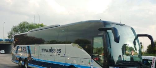 Peligra el monopolio de Alsa ante la liberación del bus