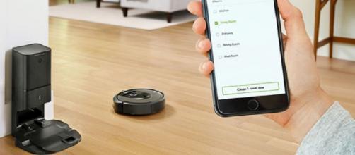 Roomba i7+, connettività Wi-Fi e perfetta autonomia nei lavori domestici