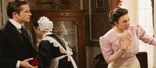 Una Vita, trame al 27 dicembre: la Alvarado non risponde alla proposta di nozze di Samuel