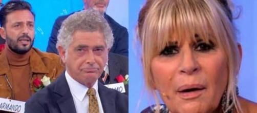 Uomini e Donne, spoiler registrazione del 16/12: Armando smaschera Juan Luis, Gemma in lacrime