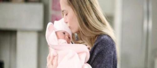 Beautiful, anticipazioni: Hope prende in braccio Beth