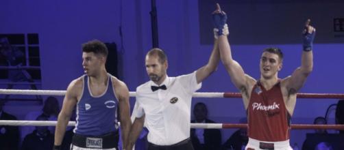 Gabriele Casella proclamato campione italiano di boxe categoria 91 kg
