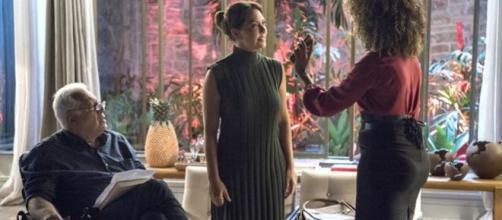 Gisele revela segredos de Diogo e é humilhada em 'Bom Sucesso'. (Arquivo Blasting News)