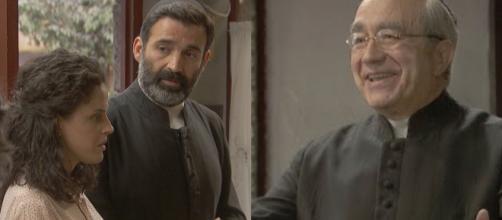 Il Segreto, trame: Don Anselmo sospetta della Soto, Berengario ancora innamorato di Marina