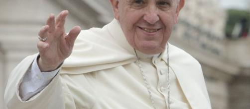 Papa Francesco ha parlato del presepe.
