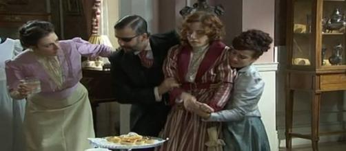 Una vita, trame dal 23 al 27 dicembre: Celia sviene durante la festa organizzata da Samuel