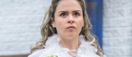 Além da apresentadora, a ex-BBB entrou com uma ação judicial contra a RedeTV!. (Divulgação/TV Globo)